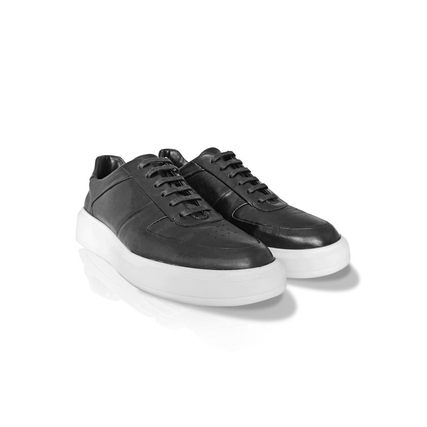 Nike Air Force - Tenis B.Ball - Couro Preto